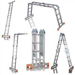 Лестница-трансформер 4х6 lesa.elkom67.ru
